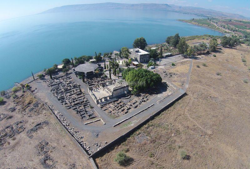 CapernaumAerialView